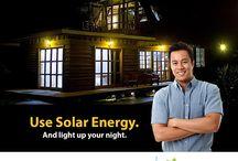 #UseSolarEnergy / Our latest #UseSolarEnergy campaign.