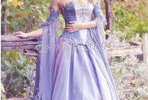 robe médiéval
