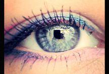 Makeups for blue eyes