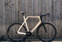 Bikes - Wood