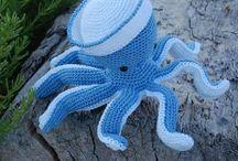 Amigurimi / Crochet