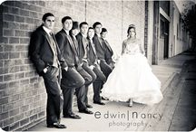 Esüvői csoportos képek