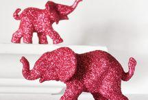 Glittery / by Heather Rousseau