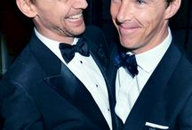 Tom and Benedict