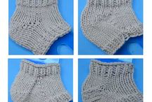 Knit Socks n Gloves