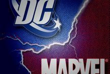 DC vs Marvel / Tú elijes