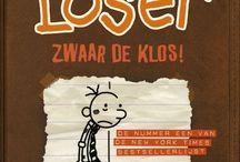 Jonge jury project NOël buker 2j / Het leven van een loser 7 zwaar de klos