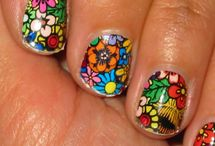 Finger Nails / by Rita Wright
