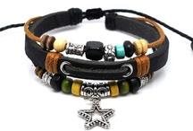 bracelets / made by HMT