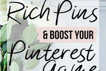 Pinterest Tips