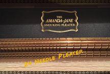 Amandia jane smocking pleater