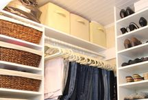how to buld closets