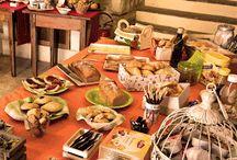 Locanda Made in Italy / Cibo, gusto raffinato, tradizione e piatti genuini danno vita ad un connubio unico per regalarti una vacanza ecosostenibile e all'insegna del piacere.