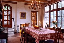 Dining Room Spaces