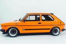Fiat 127 & Renault 8