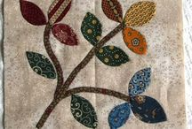 Applique Quilts / by Pam Fredman