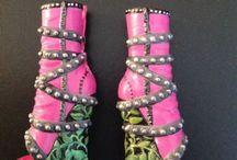 Pretty:  Monster High  fashion