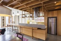 cool kitchens / stylish architect designed kitchens