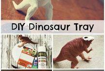 Dinosaurussen / Leuke feest ideetjes