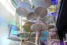playscapes / multimedia structures intended for play / by Alessandrina