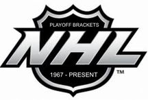 NHL | Playoff Brackets