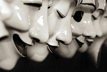 Mask / by Luz Ascencio