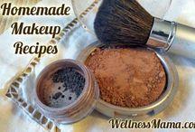 DIY Natural Makeup