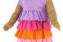 oblečení na panenku