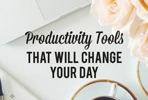 Productivity and Time Management / Learn how to improve productivity and improve your time management with these posts