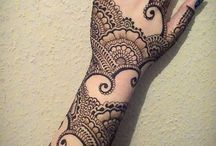 Hand Tattoo Ideas / by Sezin Zuzu Koehler
