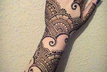 Hand Tattoo Ideas / by Sezin Zuzu Koehler