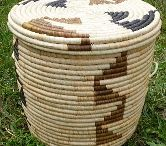 New African Cameroon baskets / New products from Cameroon Africa