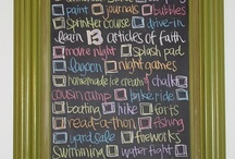 organization / by JEANNIE HAWKINS