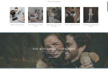 Website Templates for Photographers, Videographers & Creatives