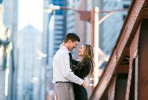 Couples Inspiration: City Photography Setting