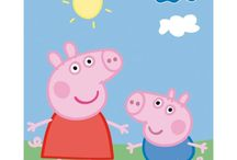 Party Theme - Peppa Pig