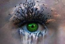 Artist Eyes / by Bluzcat