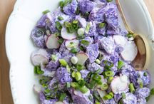 Summer dishes / Foods for Summer meals, sides and snacks for picnics and parties