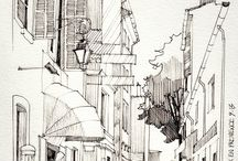 Sketches - Arquitectura
