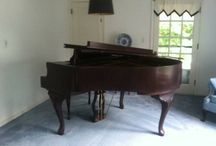 Interesting Pianos (& Related Keyboard Instruments) / Interesting pianos that we find in real life, or just from pics on the Net. Mostly stuff that's too old, odd, or ornate to restore for our showroom. In other words, this is a fantasy piano wish list!! ;) www.supremepianos.com