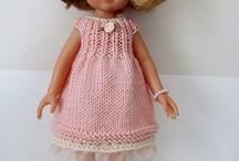 Одежки для куколок