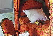 slapen, bedden, beddecoratie