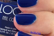 LOOK Nail Color Swatches