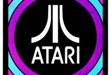 Atari and classic home games / Classic video game consoles / by B- Vox