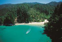 Nový Zéland / Fotografie pohádkového Ostrova Nový Zéland.