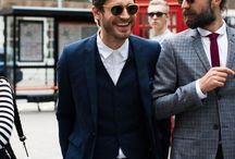 Italian Style / Sprezzatura...Italians do it better
