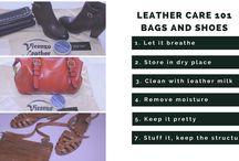 Leather Care 101
