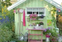 Garden sheds and chicken coops