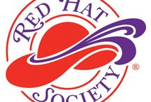 Red Hat Society / by Cathy Wilson