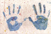 creative handprints